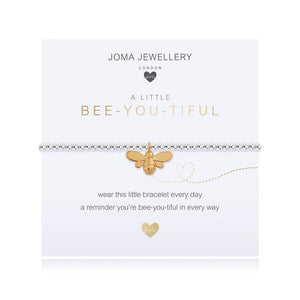 Joma Jewellery Girls A Little Bee-You-tiful Bracelet