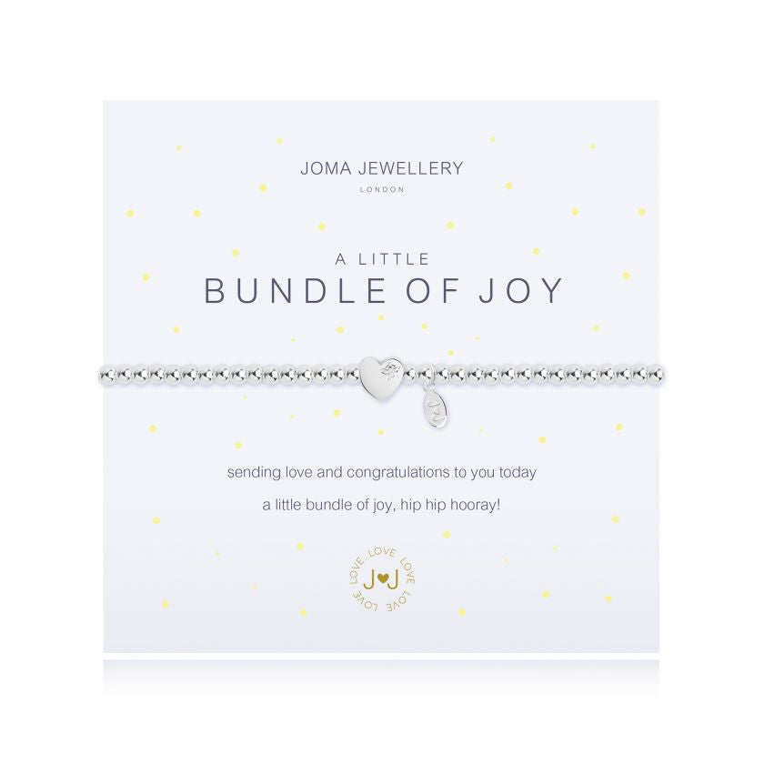 Joma Jewellery A Little Bundle of Joy Bracelet