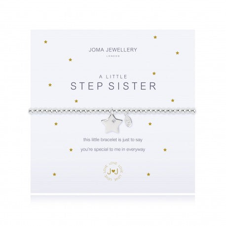 Joma Jewellery A Little Step Sister Bracelet