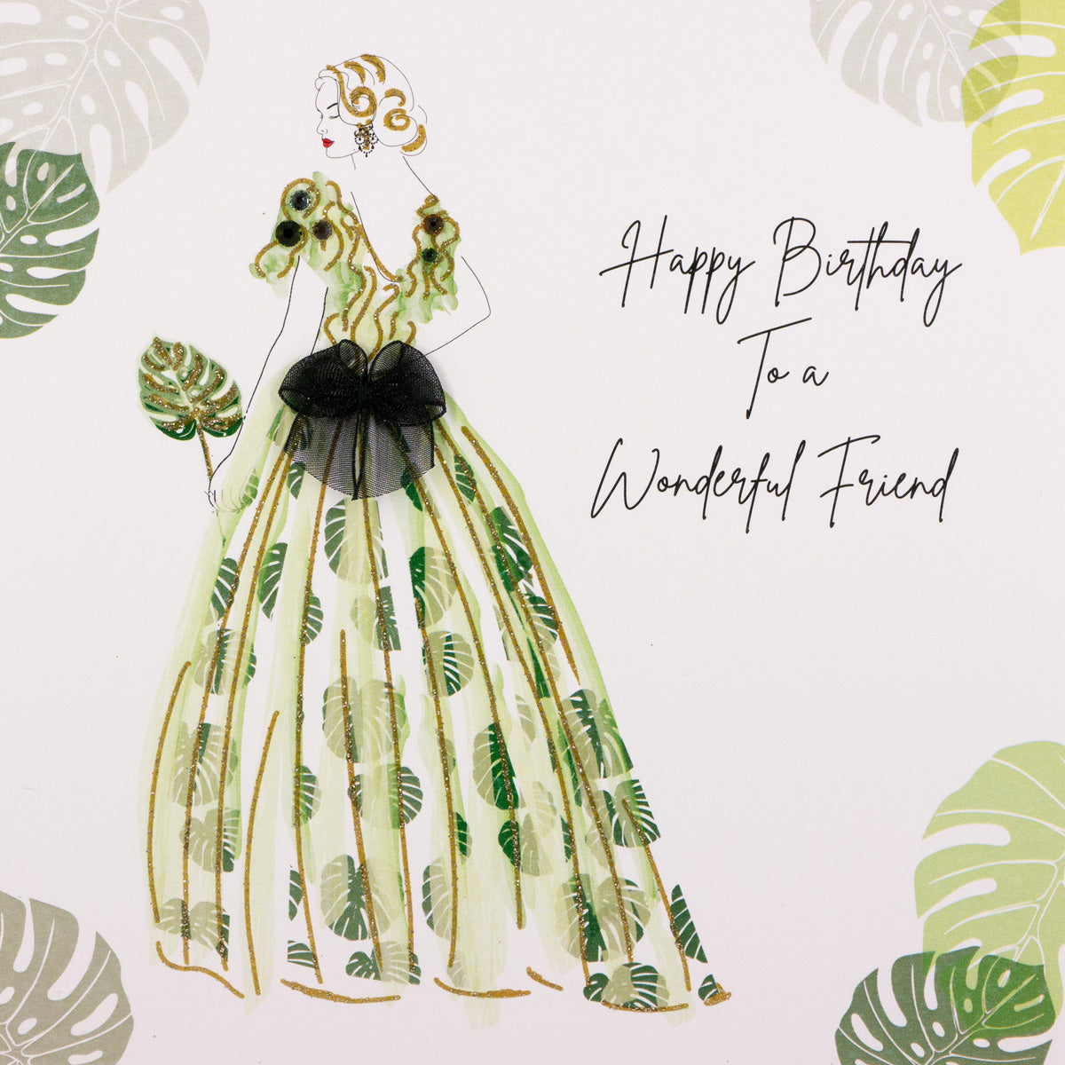Five Dollar Shake Wonderful Friend Happy Birthday Card