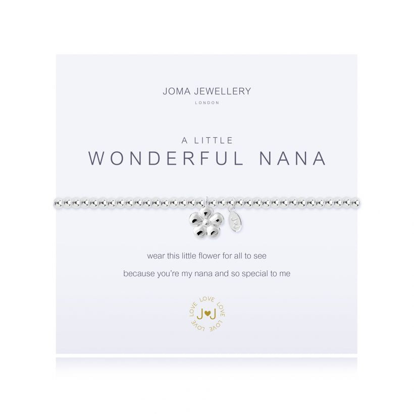 Joma Jewellery A little Wonderful Nana Bracelet
