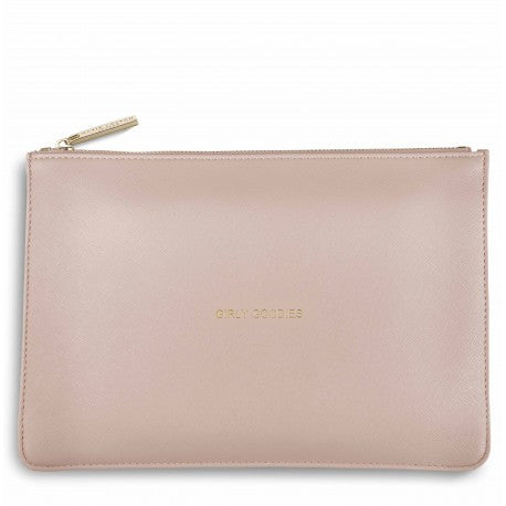 Katie Loxton Perfect Pouch - Girly Goodies - Soft Pink