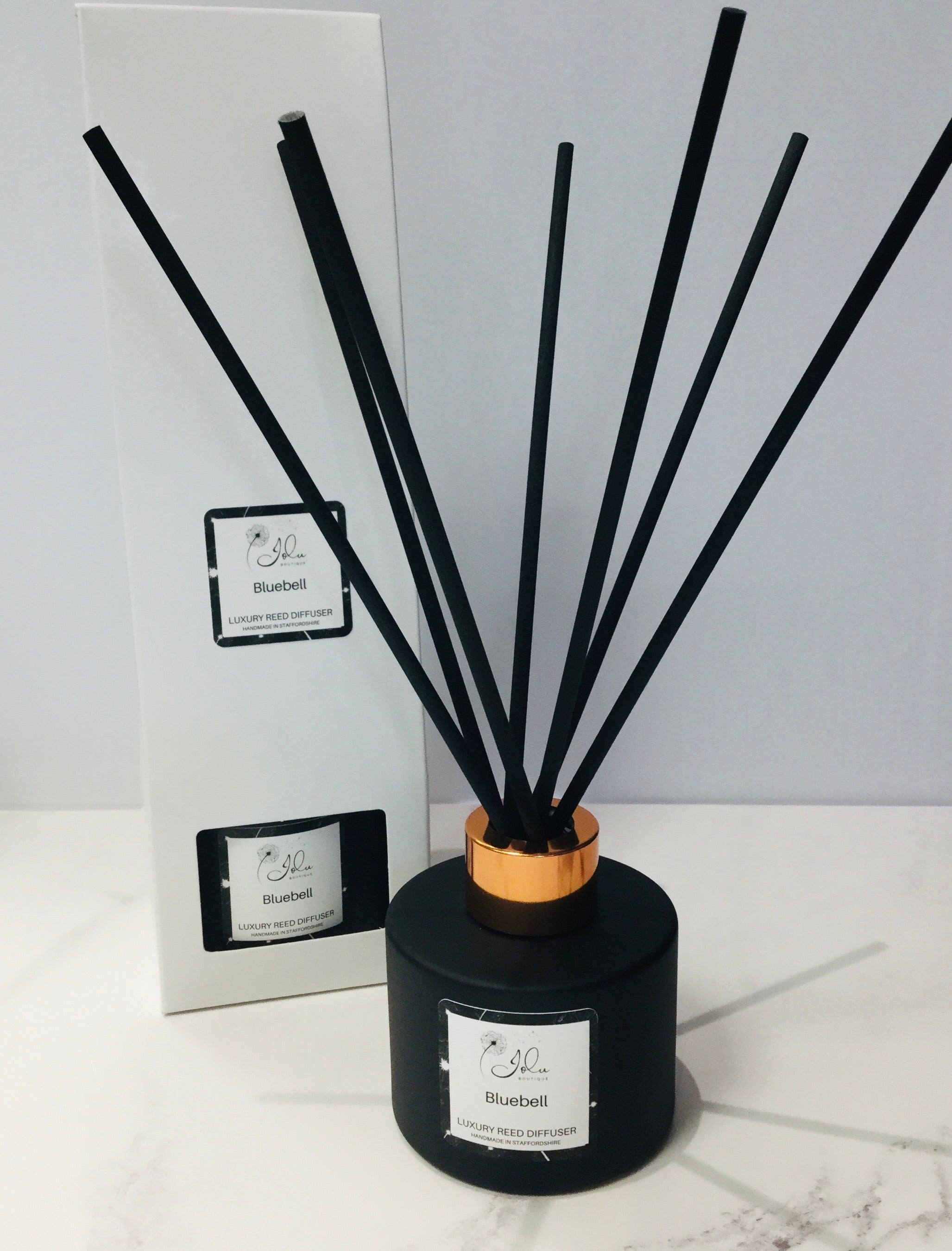 Jolu Boutique Bluebell Reed Diffuser