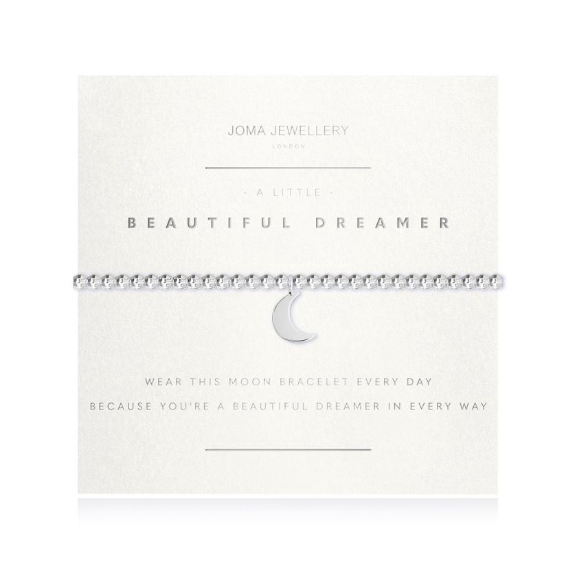 Joma Jewellery Facetted A Little Beautiful Dreamer Bracelet