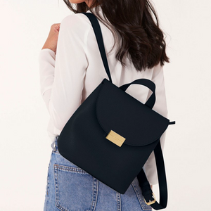 Katie Loxton Bailey Backpack - Navy