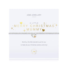 Joma Jewellery A Little Merry Christmas Mummy Bracelet