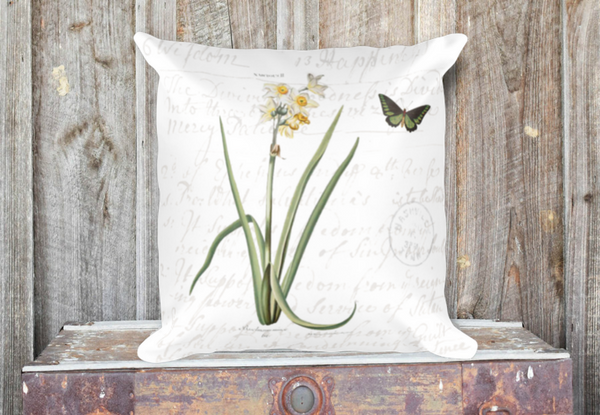*New Spring Pillows and Art