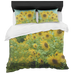 Sunflower Duvet Set