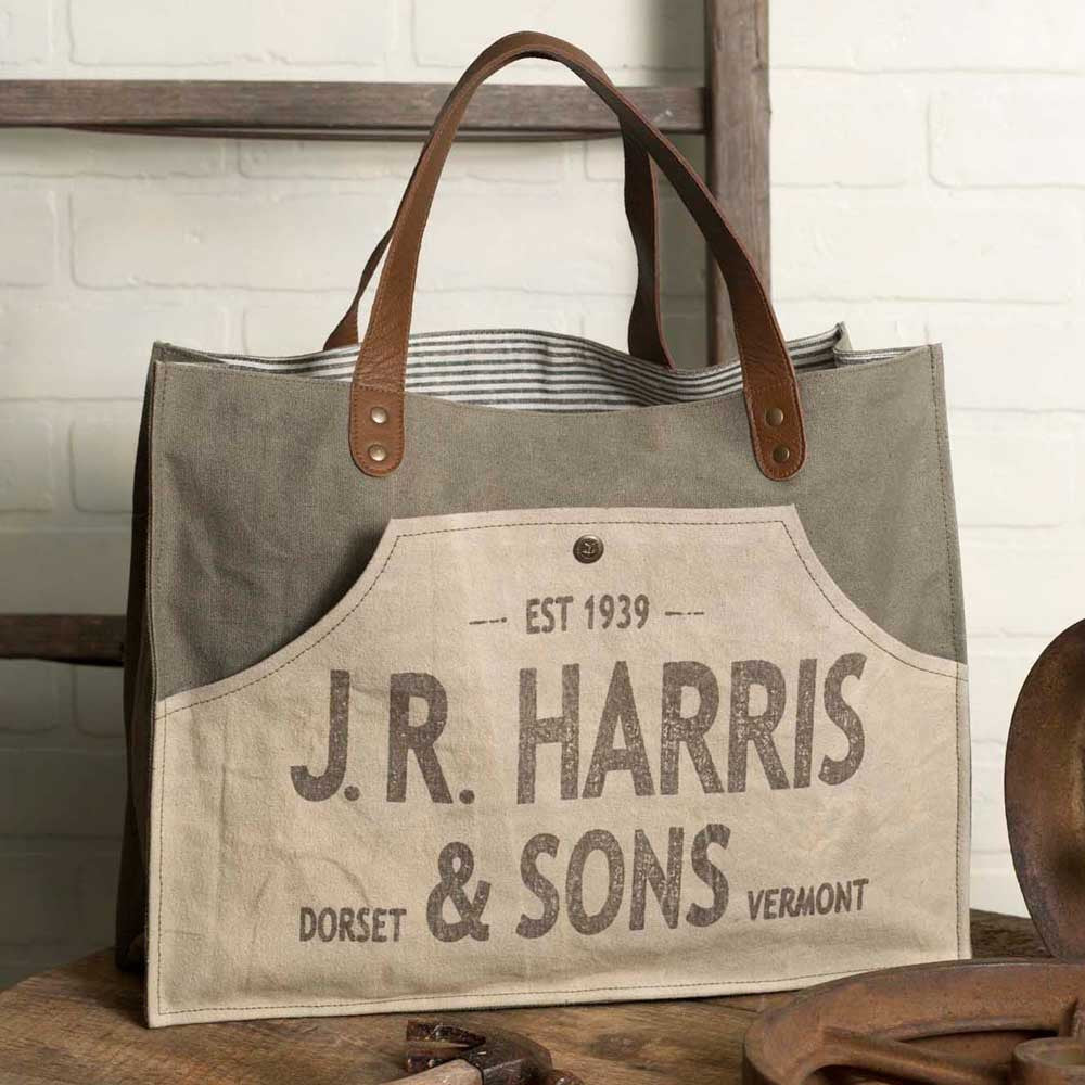 J.R Harris & Sons Tote Bag
