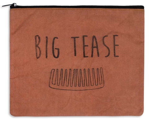 big tease cosmetic bag