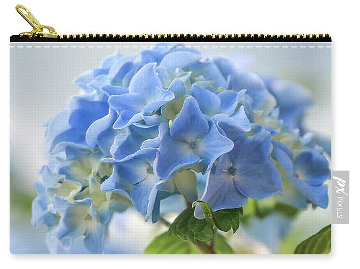 Blue Hydrangea - Carry-All Pouch