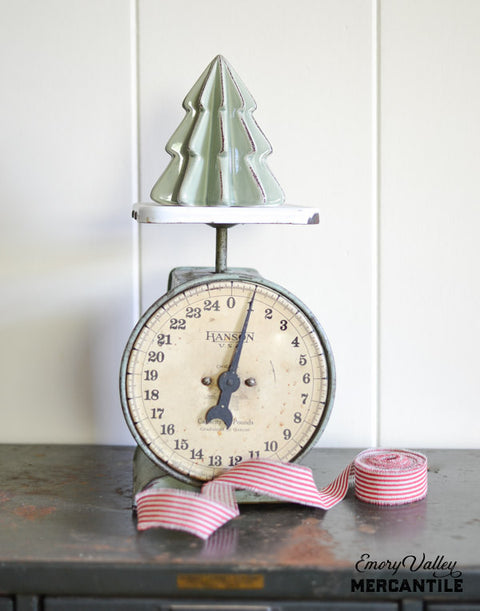 Stoneware Christmas tree