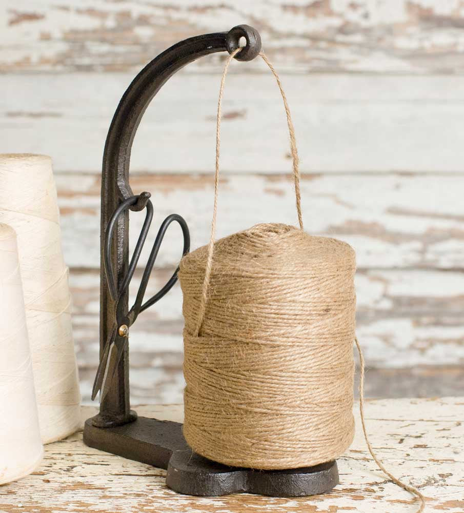 Garden Twine Scissors with Stand Emory Valley Mercantile