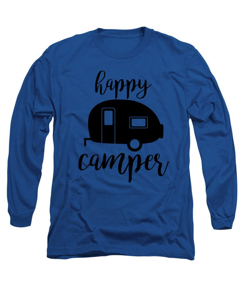 Happy Camper - Long Sleeve T-Shirt