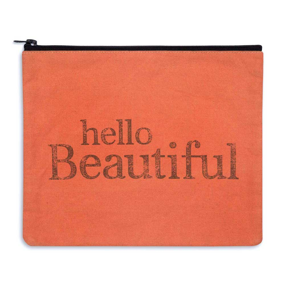 Hello beautiful cosmetic travel bag