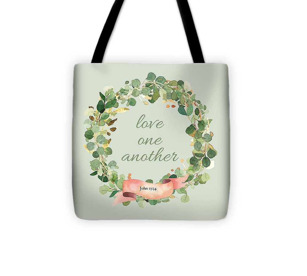 Love One Another - Tote Bag