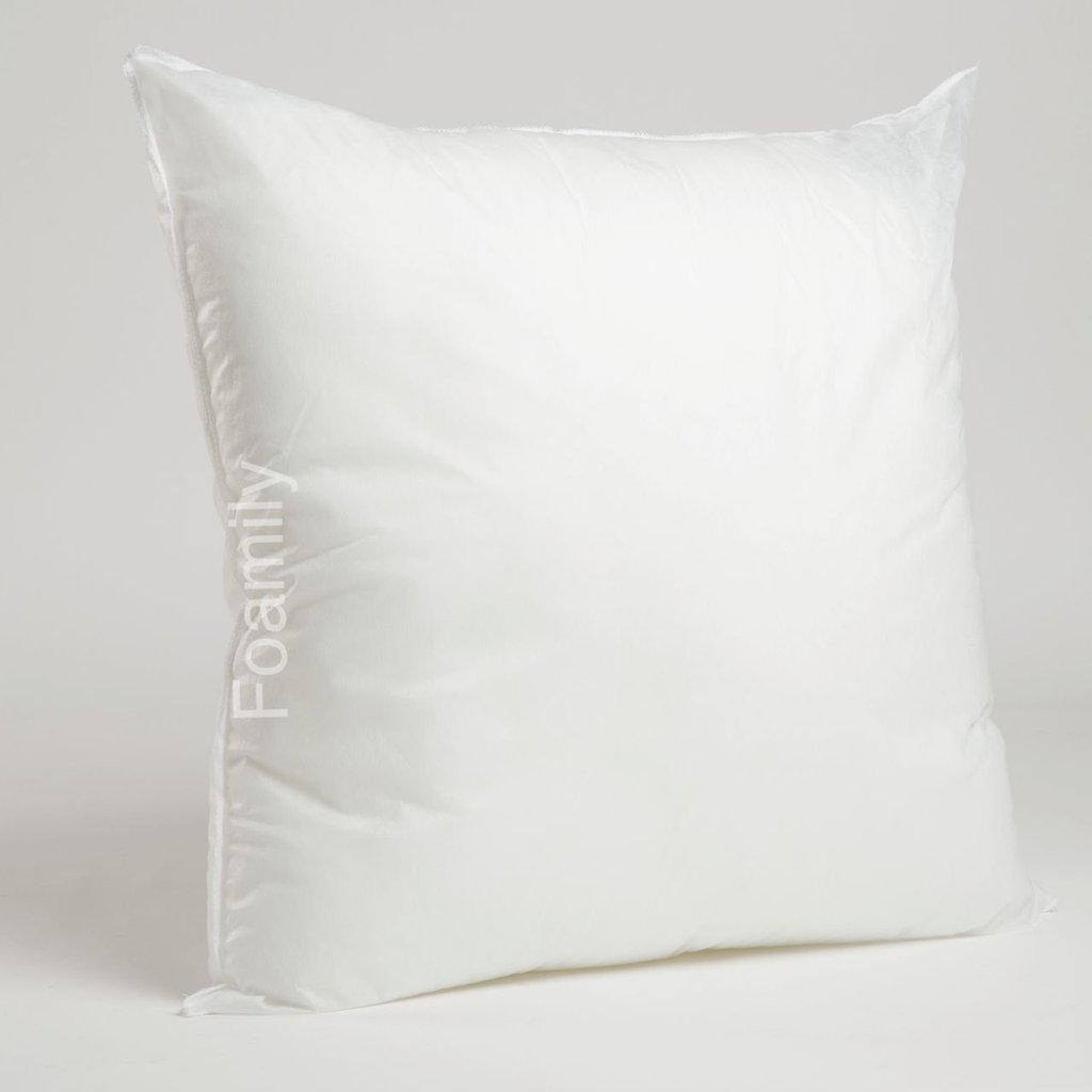 "16"" x 16"" Foam Pillow Insert"