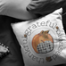 farmhouse style fall pillow thankful grateful blessed