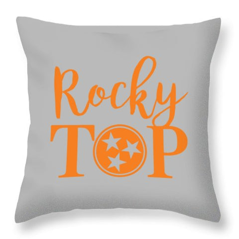Rocky Top - Throw Pillow