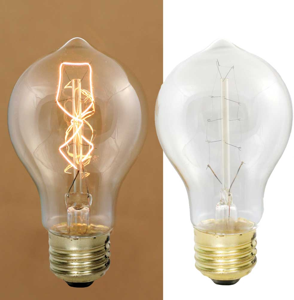 Sale! Pear Shaped Edison Light Bulb