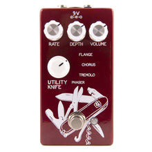 boutique modulation pedal