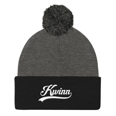 Varsity Established - Pom Pom Knit Cap
