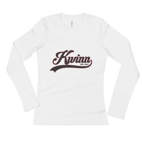 Varsity Established - Ladies' Long Sleeve T-Shirt