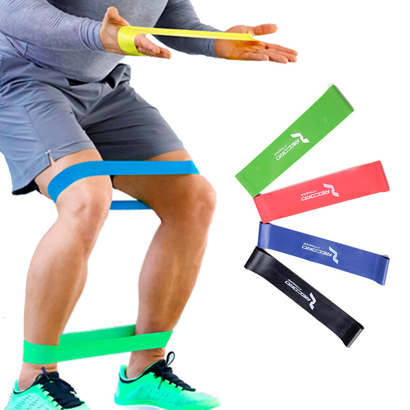 20-MINUTE WORKOUT: RESISTANCE BANDS
