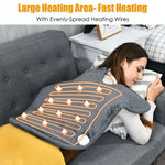 Electric Heating Pad for Neck Back and shoulder Pain Relief Heat Therapy