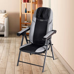 Adjustable Folding Shiatsu Massage Chair with USB Port