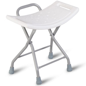 Heavy Duty Folding Medical Shower Chair Non-slip