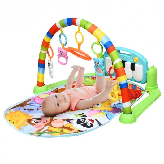 Baby Kick & Play Piano Gym Activity Play Mat