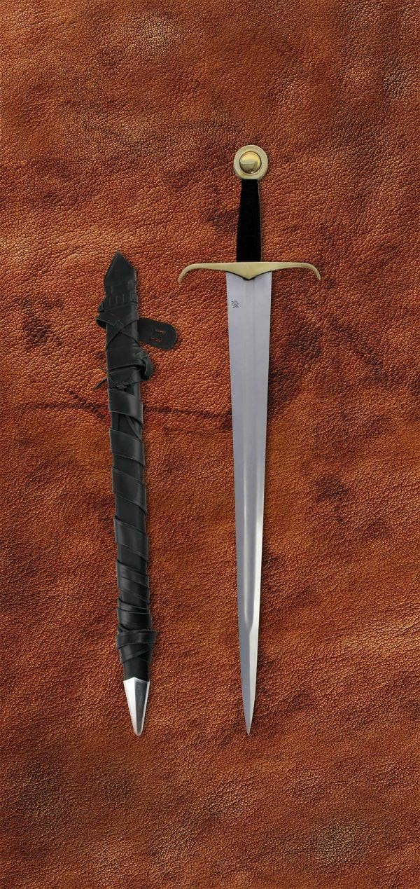 14th Century Gothic Medieval Sword | The Medieval Store