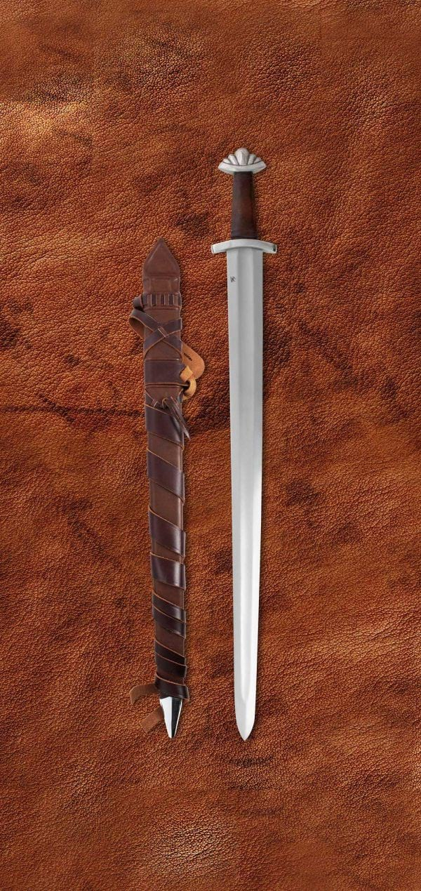 5 Lobe Viking Sword | The Medieval Store