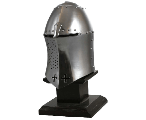 Fantasy Templar Helm | The Medieval Store