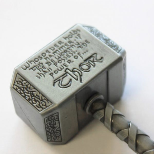 Thor Hammer Keychain | The Medieval Store