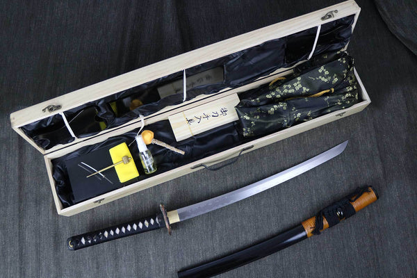 Wakizashi Warrior | The Medieval Store
