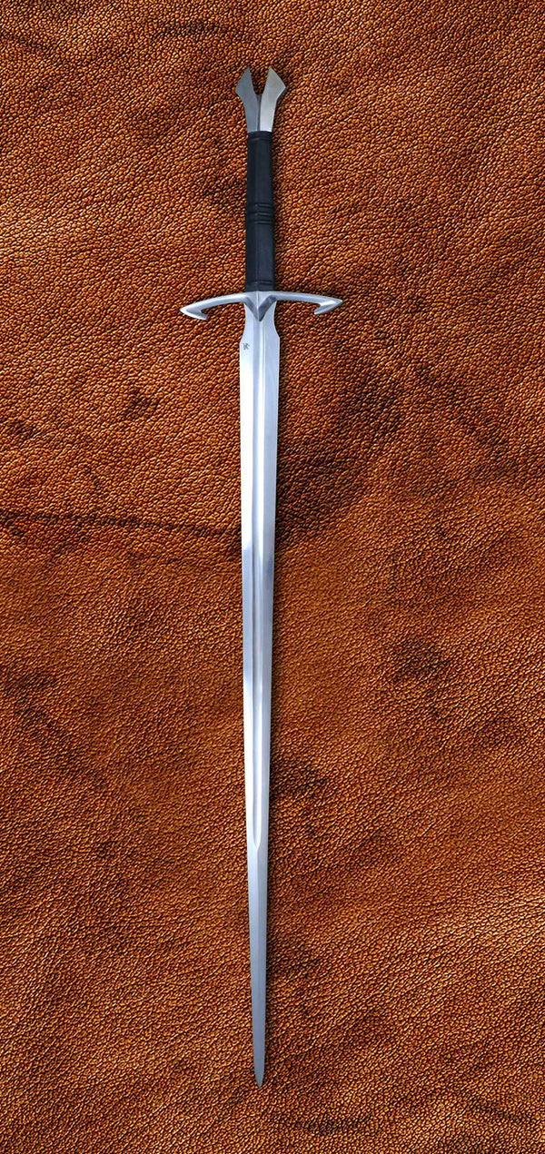 The Black Death Gothic Sword | The Medieval Store