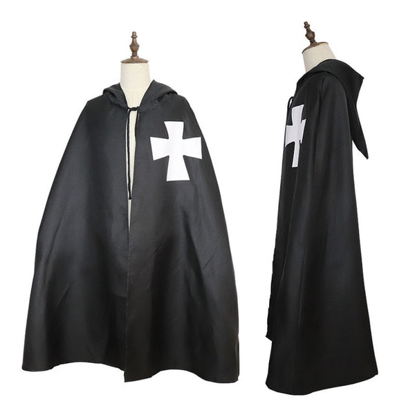 Knights Cross Cloak | The Medieval Store