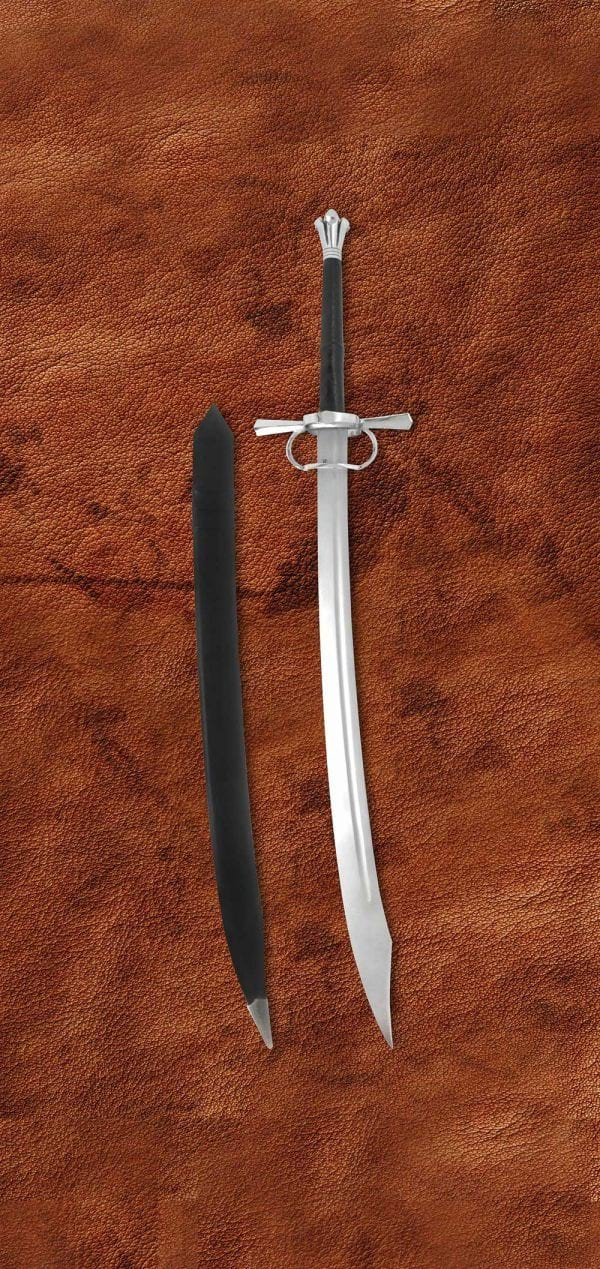 Ring Hilt Swiss Saber | The Medieval Store