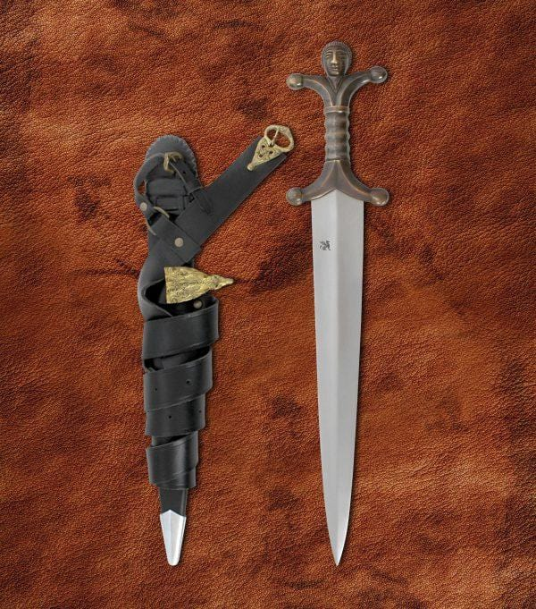 Anthropomorphic Celtic Sword | The Medieval Store