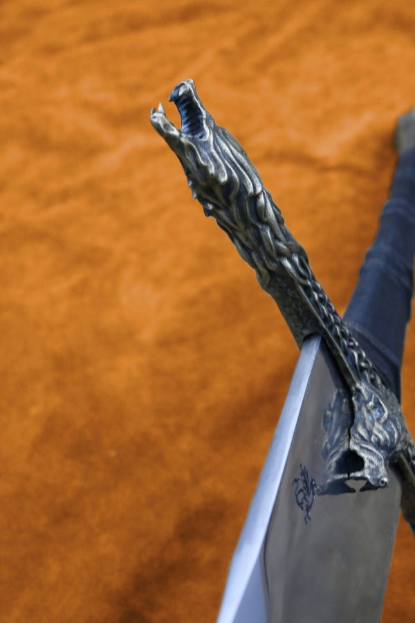 The Eindride Lone Wolf Sword | The Medieval Store