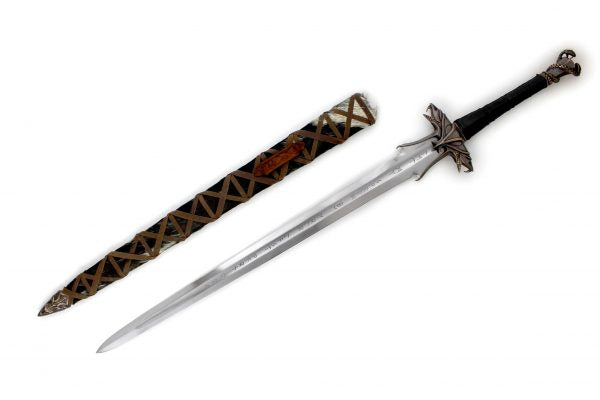 The Warmonger Barbarian Sword | The Medieval Store