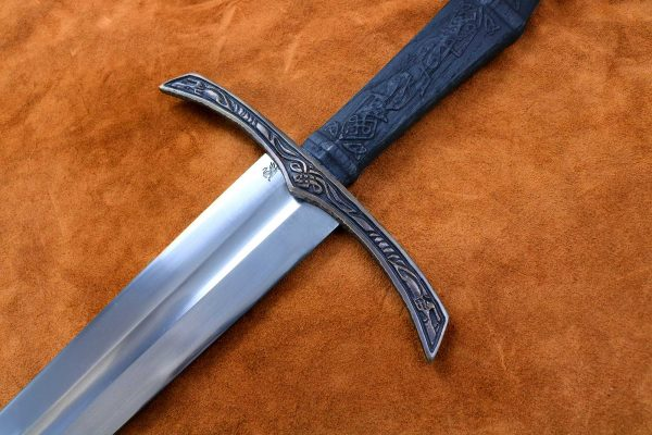 The Wolfsbane Norse Viking sword | The Medieval Store