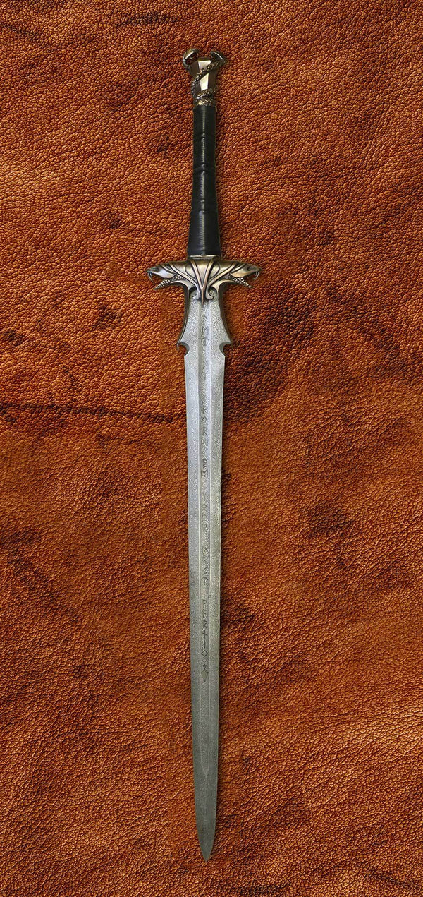 The Warmonger Sword Elite Series | The Medieval Store
