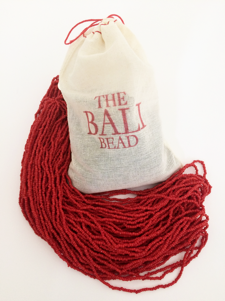 Original(55cm) in Red With Limited Edition Bead