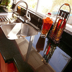 Granite Counter Clean, Polish, & Seal - Introductory Price!