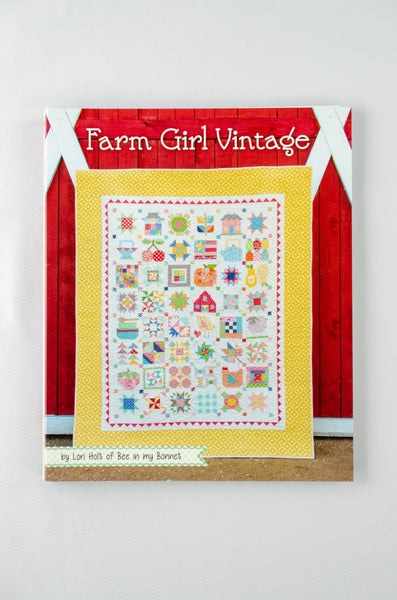Farm Girl Vintage by Lori Holt of Bee in my Bonnet