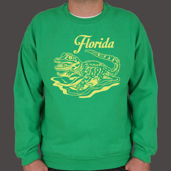 Florida Baby Gator Sweater