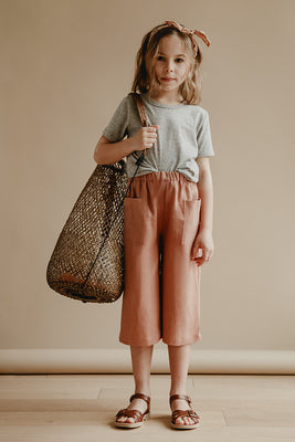 Cécile Culottes - Baked Clay